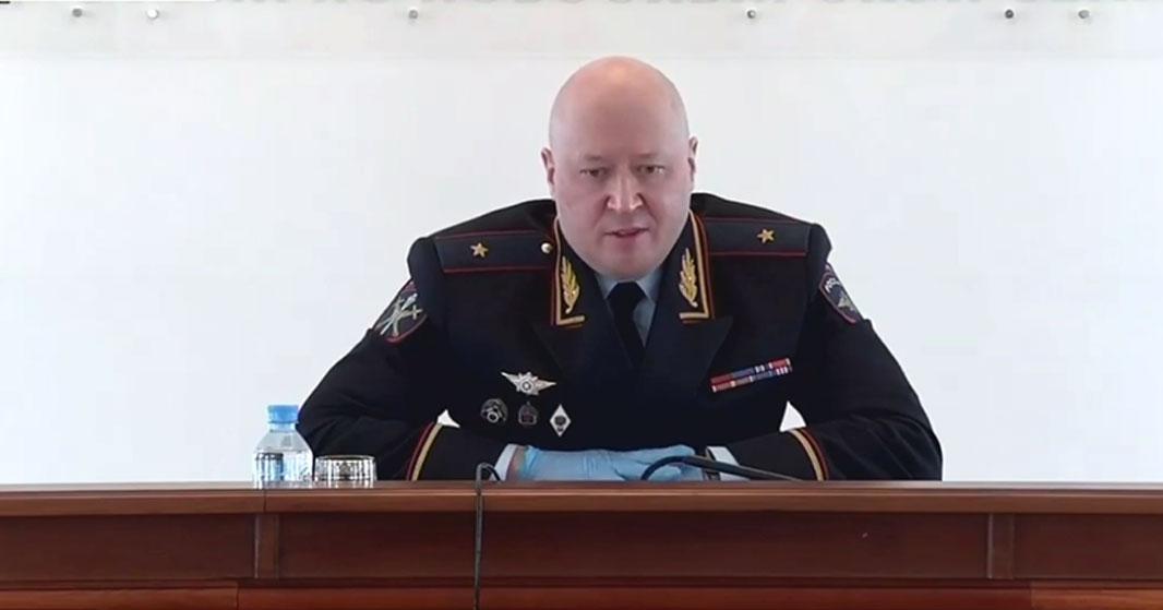 Глава ГУ МВД России по Новосибирской области рассказал об ущербе от преступлений в сфере IT-технологий