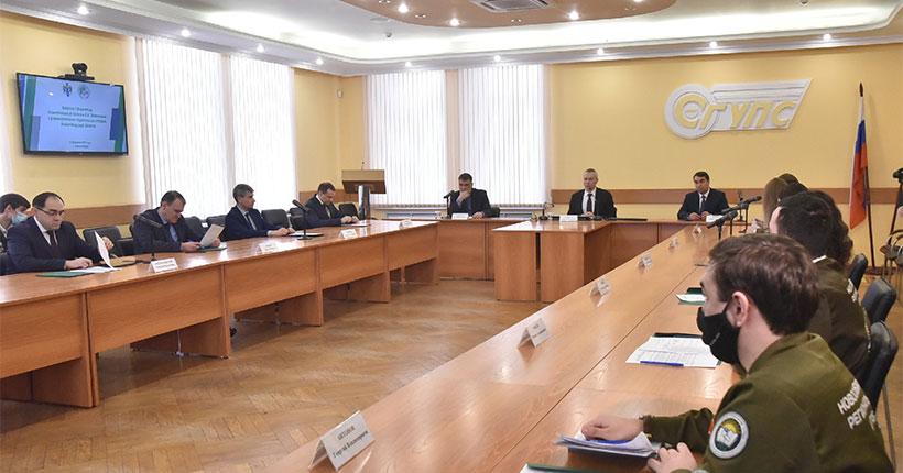 Новосибирские студотряды примут участие в строительстве центра СКИФ и 4-го моста через Обь