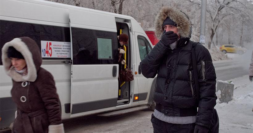 В Новосибирской области возьмут на особый контроль соблюдение масочного режима в маршрутных такси