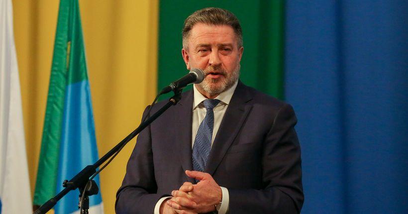 Андрей Шимкив: «Нам важно сохранить леса Новосибирского района»