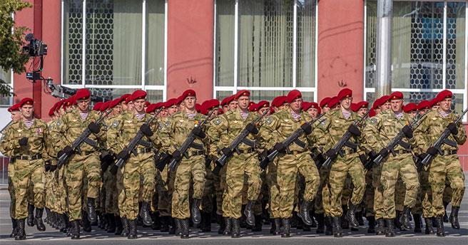 В честь Дня защитника Отечества в Новосибирской области начались праздничные мероприятия