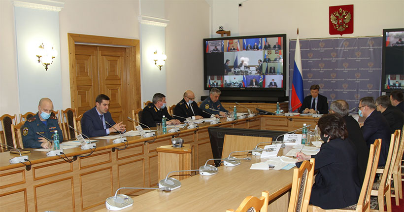 В Новосибирской области весной ожидается сложная паводковая обстановка