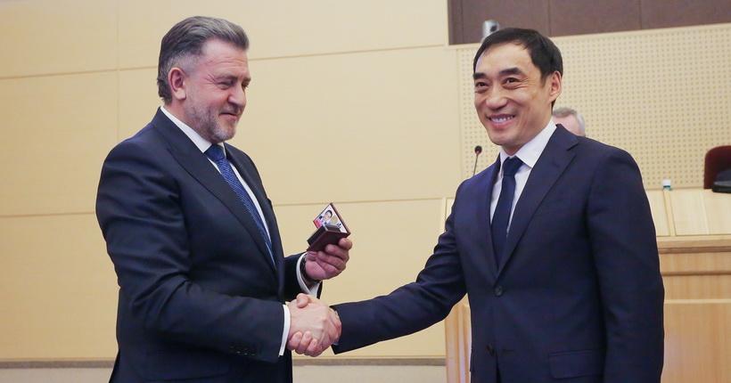Состав социального комитета новосибирского заксобрания пополнился новым депутатом