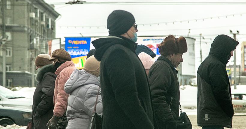Оперштаб по противодействию коронавирусу сообщил данные о заболевших за сутки в Новосибирской области