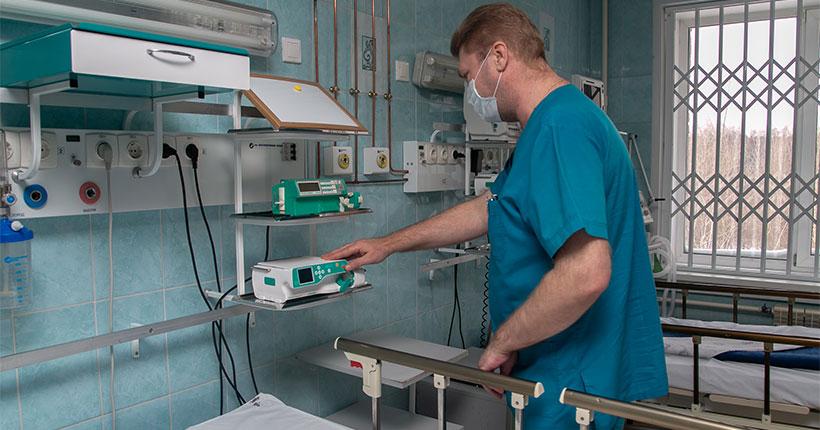 В Новосибирской области ещё три ковид-госпиталя перешли к основному профилю работы