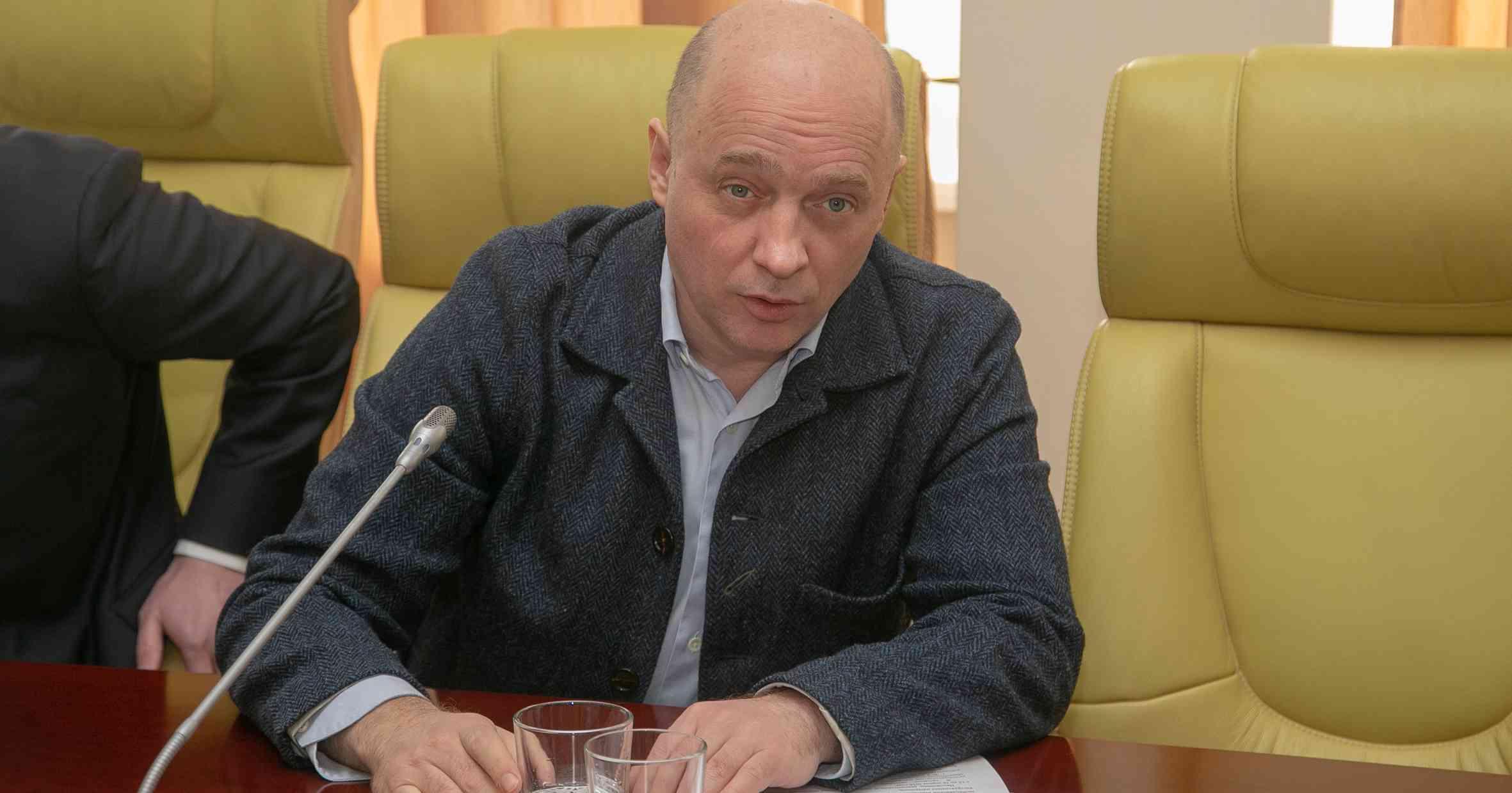 Худруком нового драматического театра в Новосибирске стал вице-спикер заксобрания Анатолий Кубанов