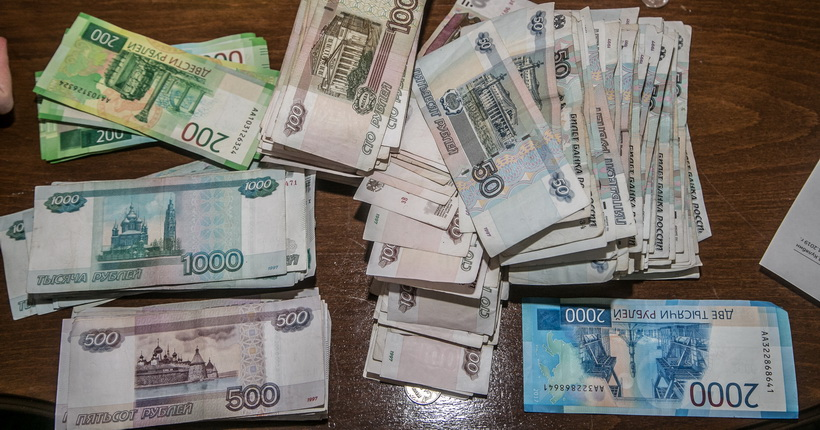 В банках Новосибирской области вдвое сократилось количество выявленных фальшивых денег