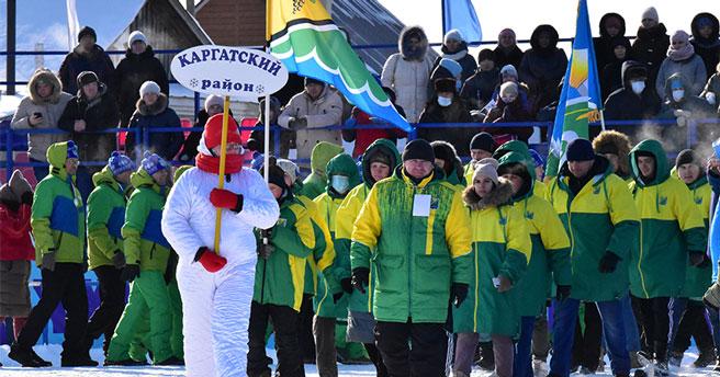 В Новосибирской области состоялся грандиозный спортивный праздник