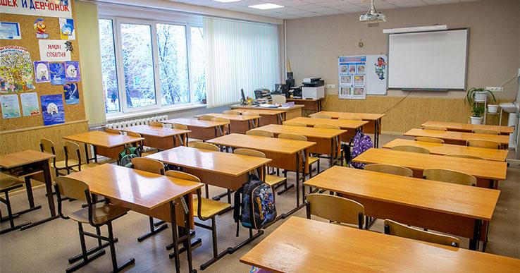 Две школы полностью закрыли из-за ОРВИ в Новосибирской области