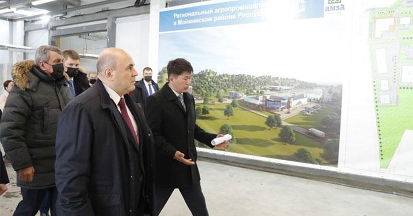 Председатель правительства Михаил Мишустин 4 марта осмотрит Новосибирский логистический почтовый центр