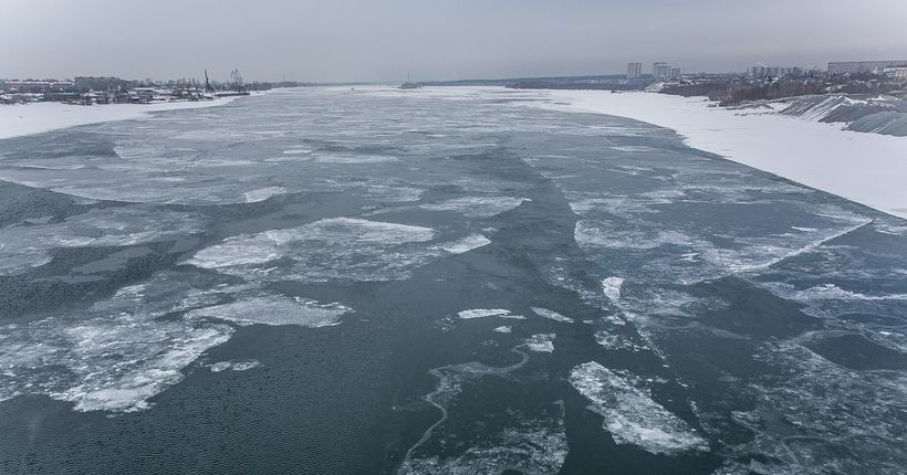 Почти 10 тысяч человек могут оказаться весной в зоне подтопления в Новосибирской области