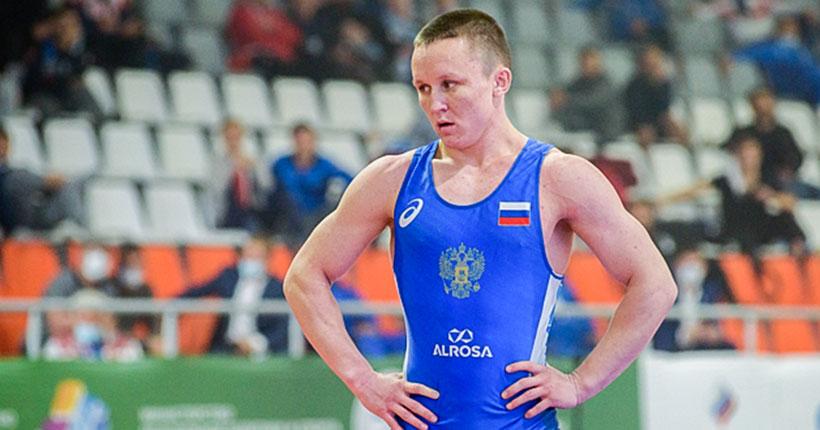 Новосибирский борец-классик стал победителем рейтингового международного турнира