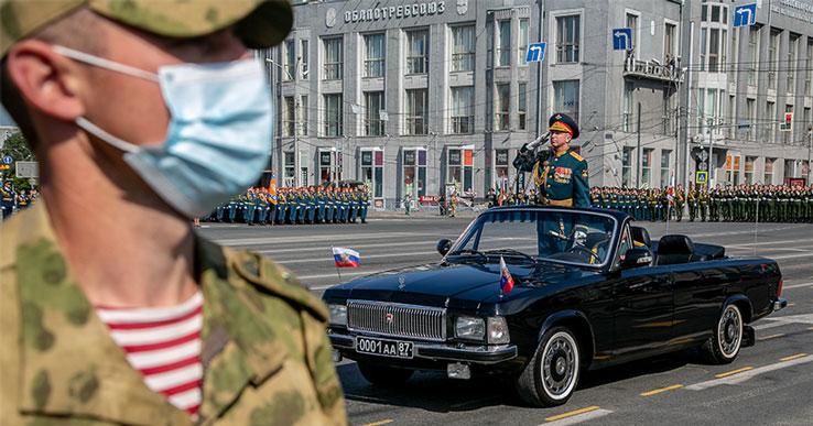 О том, в каком формате пройдёт празднование 9 мая, рассказали жителям Новосибирской области