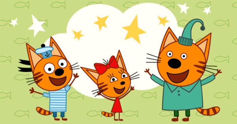 За продажу игрушек по мотивам мультсериала «Три кота» суд взыскал с новосибирца 50 тысяч рублей