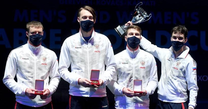 Два новосибирских фехтовальщика завоевали путёвки на Олимпийские игры