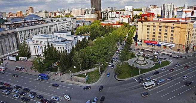 Депутаты горсовета в двух чтениях приняли Генеральный план Новосибирска до 2030 года