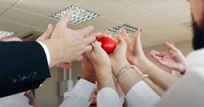 Новосибирский ролик о корпоративном донорстве стал лучшим на Всероссийском конкурсе в номинации «Не упустить важное»