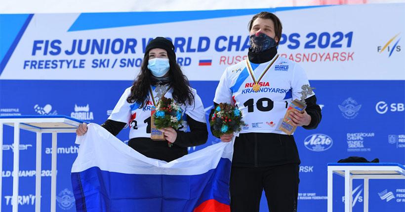 Новосибирская спортсменка победила на первенстве мира по сноуборду в Красноярске