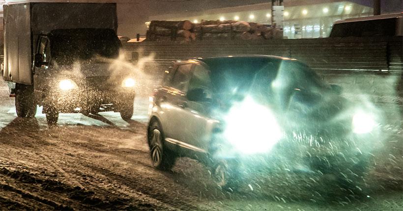 Жителей Новосибирской области предупредили о штормовом ветре
