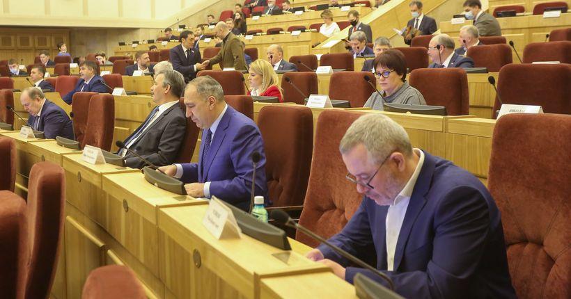 Заксобрание попросило вице-премьера РФ помочь укрепить берега Обского моря