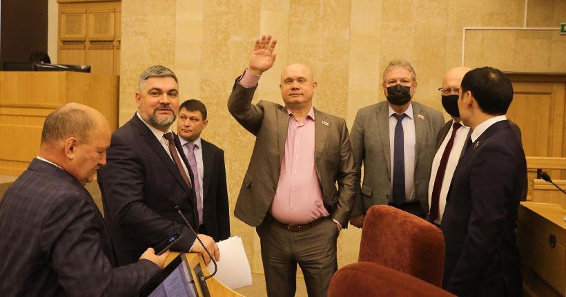 Новосибирские депутаты проголосовали за увеличение социальных выплат на детей