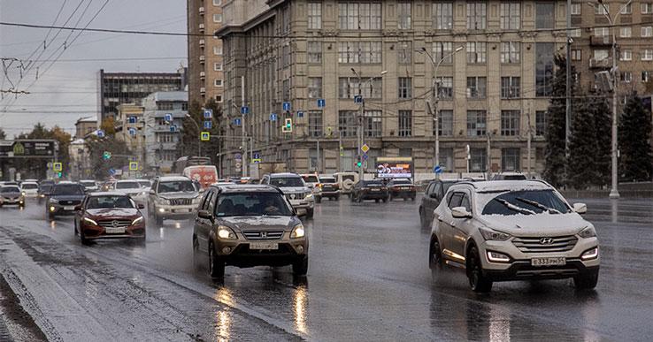 В Новосибирске подорожали автомобильный бензин и дизельное топливо