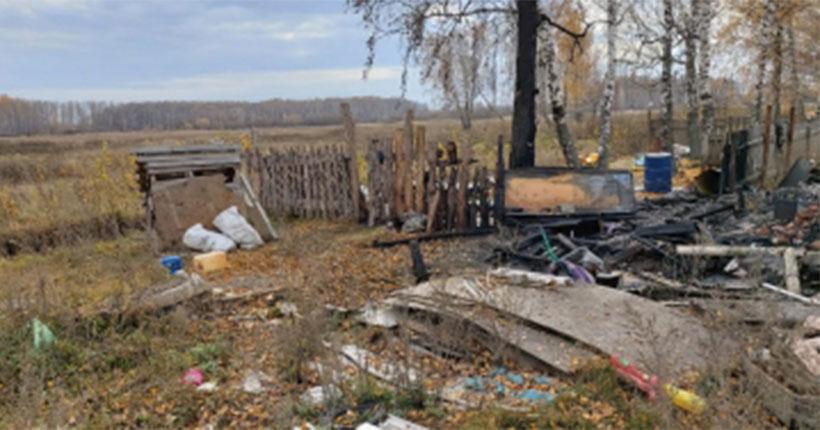 В Новосибирске будут судить родителей, потерявших во время пожара троих детей