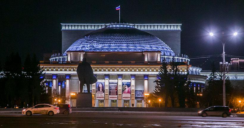 В Новосибирске ограничат прогулки горожан по Театральному скверу
