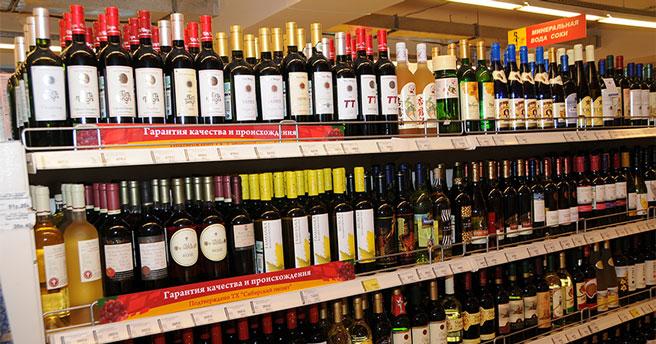 Новосибирцам с детьми могут запретить продавать алкогольные напитки