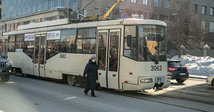 В Новосибирске вводят безлимитные проездные на общественный транспорт