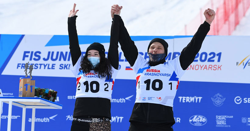 Юная новосибирская сноубордистка стала чемпионкой мира
