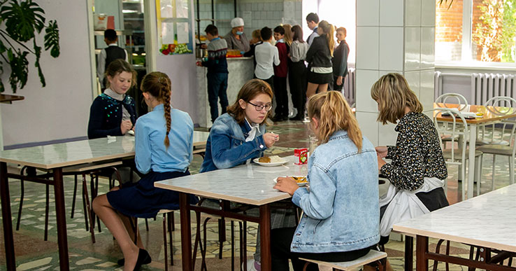 Прокуратура выявила ряд нарушений при организации питания детей в Новосибирской области