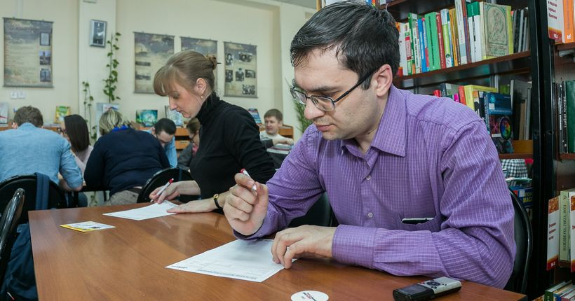 Гузель Яхина и робот Николай прочитают Тотальный диктант в Новосибирске