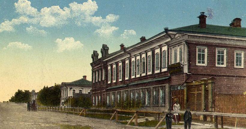 Ровно 115 лет назад в Новосибирске открылась первая больница