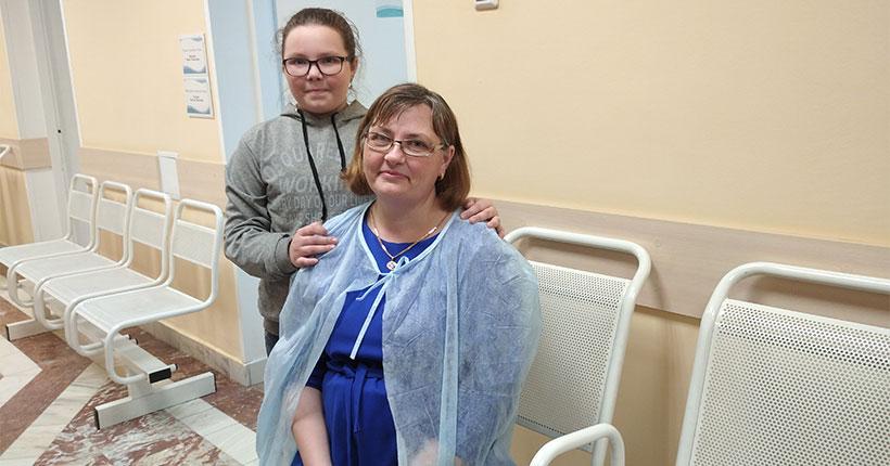 Новосибирские врачи провели уникальную операцию будущей маме с онкологией