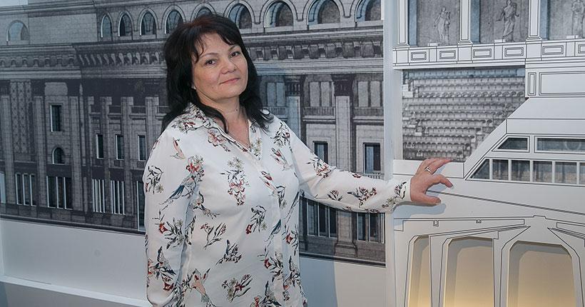 «Ведомости» продолжают социальную акцию «Пиши — помогай!»: Наталия Дмитриева передала эстафету Марине Шабановой