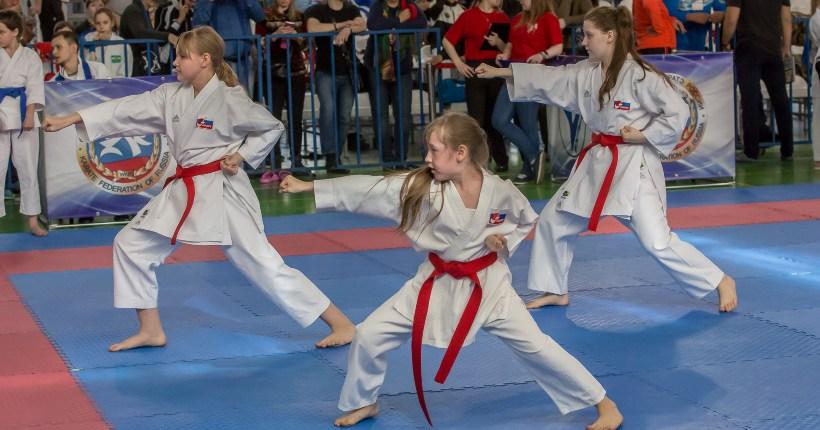 В Новосибирске стартовал юбилейный «Кубок Успеха» по карате
