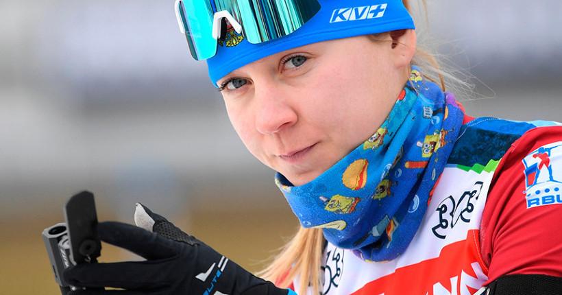 Новосибирская биатлонистка стала чемпионкой России