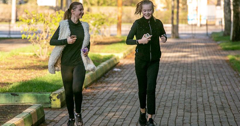 Не дожидаясь лета: новосибирцев позвали пройти по «маршруту здоровья»
