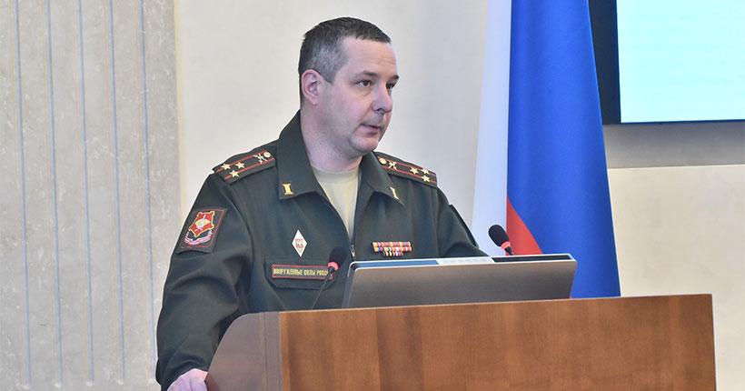 В Новосибирской области стартовал призыв на военную службу