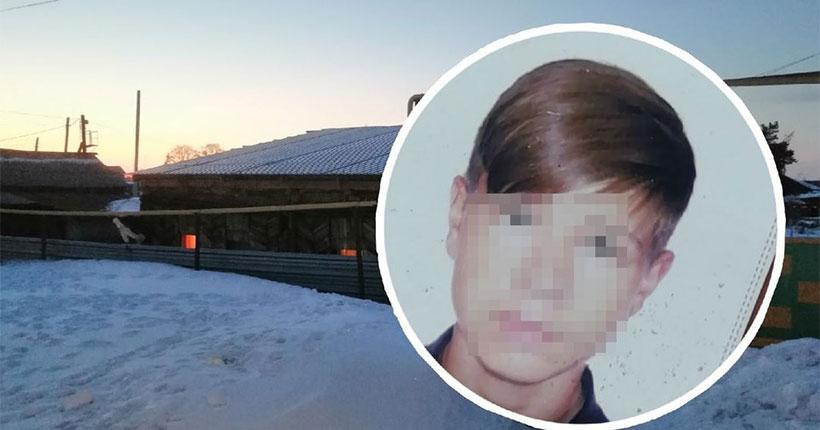 В Новосибирской области школьника, которого подозревают в убийстве отчима, отпустили из полиции домой