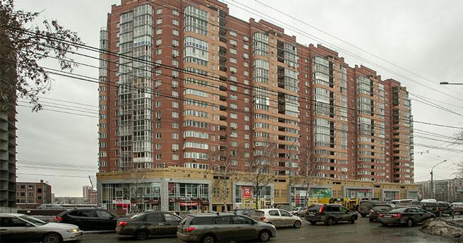 В Новосибирске получили ключи дольщики долгостроя по улице Дуси Ковальчук