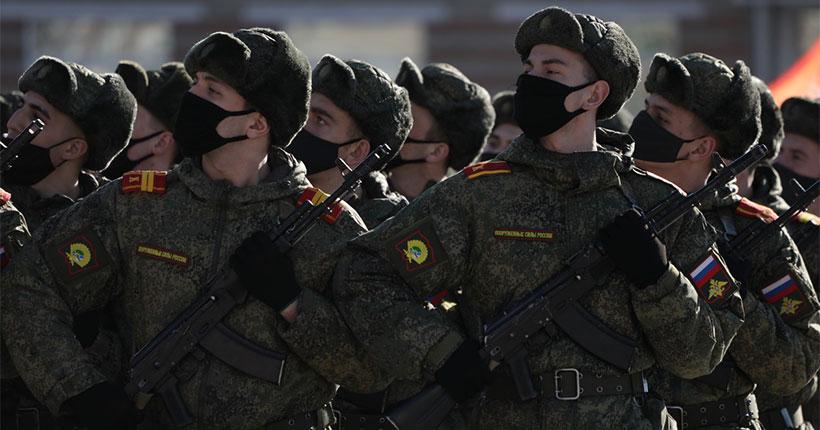 Стали известны даты генеральных репетиций парада в Новосибирске в честь 76-й годовщины Победы