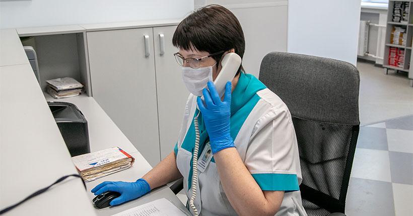 В оперативном штабе по противодействию COVID-19 в Новосибирской области привели статистику заболеваемости за выходные