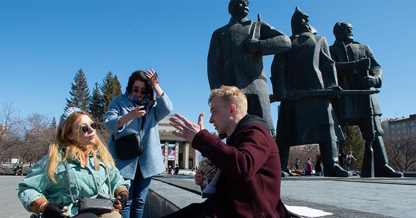 В Новосибирске появился новый экскурсионный маршрут по местам сибирского панк-рока