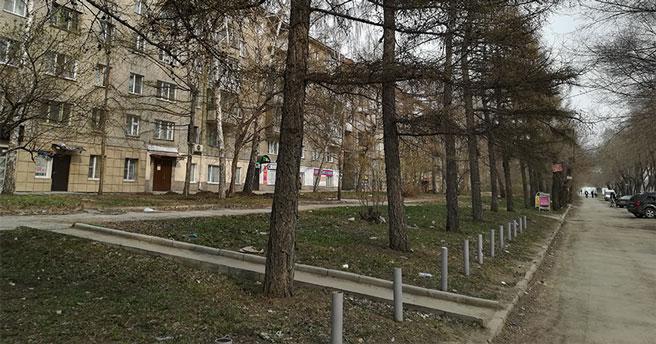 Жителей Новосибирска пригласили обсудить дизайн-проект Зыряновского сквера