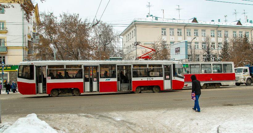 Программу по ремонту трамвайных остановок могут запустить в Новосибирске