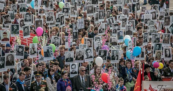 В Новосибирске акция «Бессмертный полк» может вновь пройти онлайн