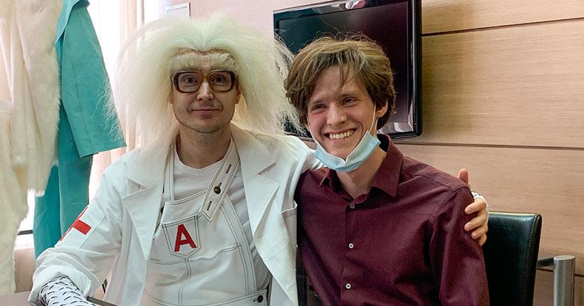 «Айболит FOREVER»: майская премьера в «Глобусе» о враче-супергерое