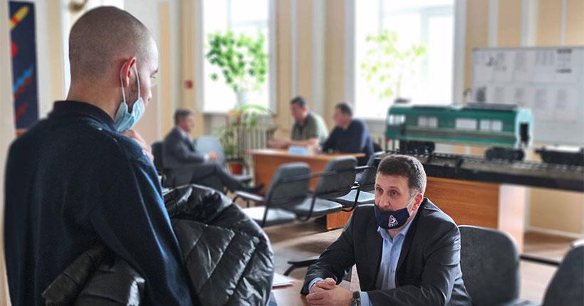 В Новосибирской области энергетики продолжают активную работу со студенческим сообществом